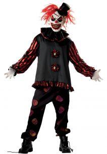 Carver the Killer Clown Costume 3255