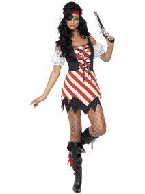 Fever Pirate Costume Smiffys 30479