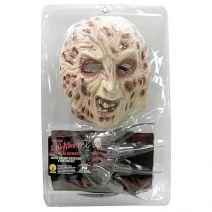 Freddy Krueger Kit - Friday The 13th Official Movie Merchandise