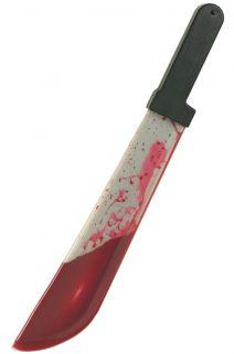 Scream 4 Official Merchandise - Machete With Flowing Blood