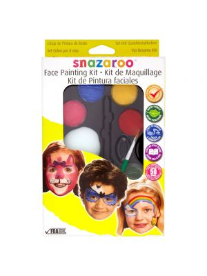 Face Painting Kit Budget Great Value Set Sulemans