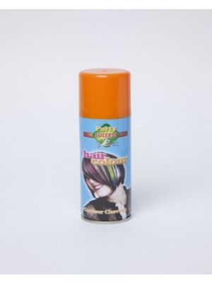 Orange Hairspray 125ml Fancy Dress Quality