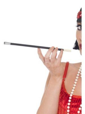 20's Style Cigarette Holder Black 384