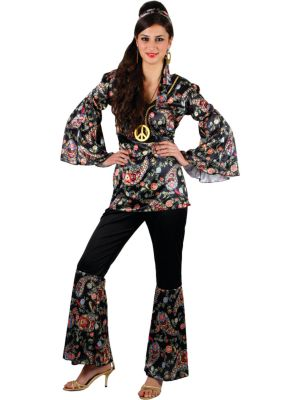 Peace Lovin Hippie Costume EF-2111