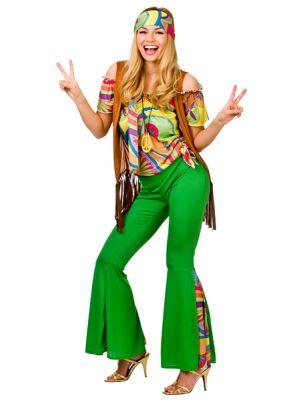 Groovy Hippie Costume EF-2166