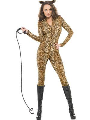 Leopard Print Whiplash Fever Costume 22850