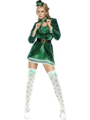 St Patricks Day Costume  Female 30463