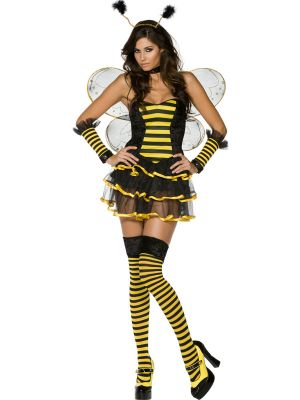 Bumble Bee Costume Fever 31102