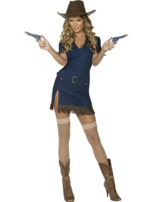 Gunslinger Costume 32104