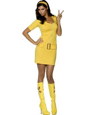 60s Mod Babe Costume 32372