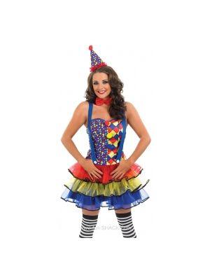 Cutie Clown Costume 3449