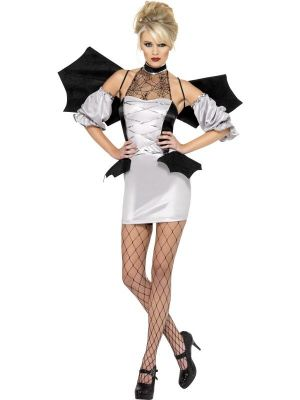 Bat Vamp Costume Fever 35658