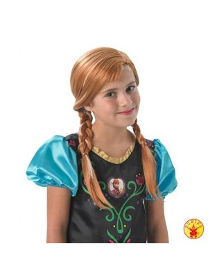 Frozen Anna Official Licensed Wig 36172