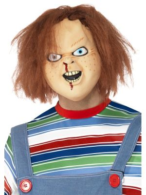 Chucky Official Licensed Full Overhead Mask 39969