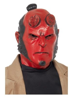 Hellboy Official Full Overhead Mask LIcensed 39989