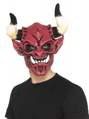 Devil Mask, Foam Latex 45018