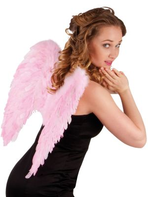 Angel Wings Pink 50cmx50cm 52825