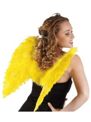 Angel Wings Yellow 50cmx50cm 52827
