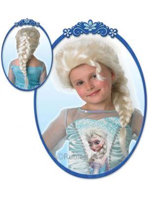 Frozen Snow Queen Elsa Wig Official Licensed 52865
