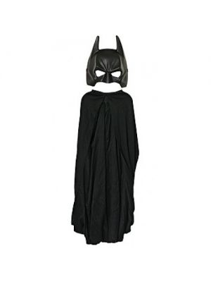 Batman Mask & Cape Official Licensed 5482