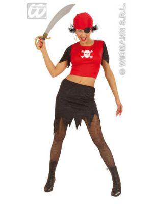 Pirate Lady Fibreoptic Widmann
