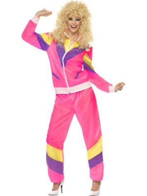 80s Height of Fashion Shell Suit Costume  39660