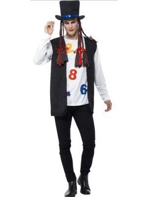 80s Pop Star Costume  44630