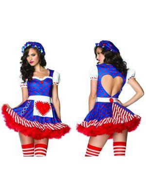Darling Dollie Fancy Dress Costume 83777