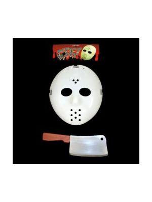 Mask & Cleaver Set Budget Sulemans