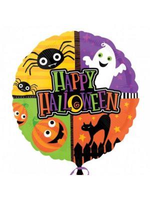 Helium Halloween Critters 18 Foil Balloon