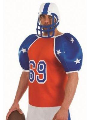 American Footballer Costume  4049