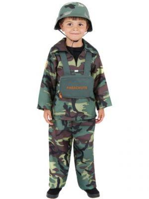 Army Boy Costume  38662