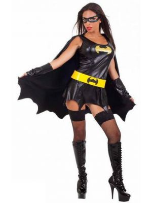 Bat Lady Costume  69006