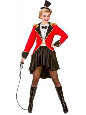 Big Top Ringmaster Costume Female EF-2177