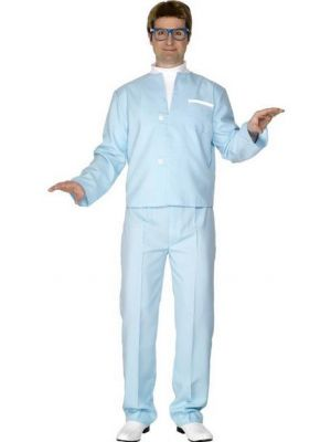 Brains Thunderbirds Costume  29998