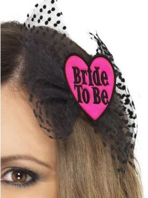 Bride to Be Hair Bow 26838