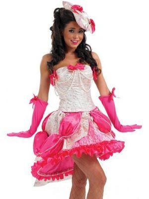 Burlesque Showgirl Costume  3089