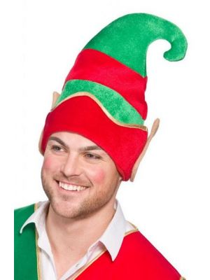 Christmas Elf Hat with Hears XM-4612
