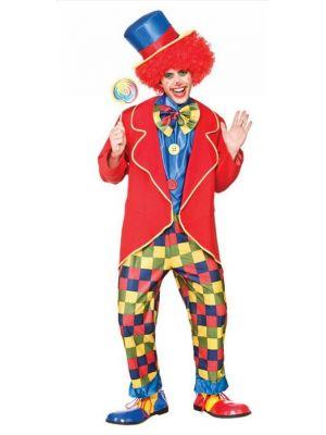 Circus Clown Male Costume  EM-3240