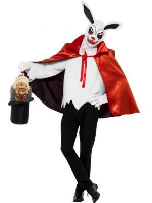 Cirque Sinister Macabre Magician Costume  28892