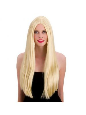 Classic Long Blonde Wig Wicked EW-8001