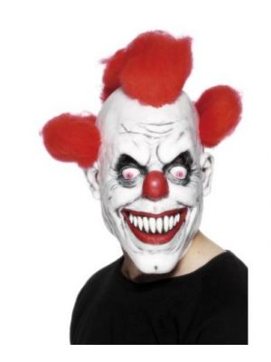 Clown 3/4 Mask 26385