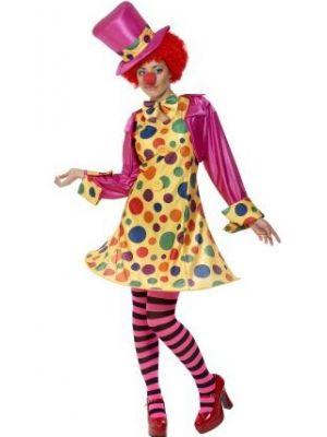 Clown Lady Costume  32882