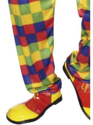 Deluxe Clown Shoes 25519