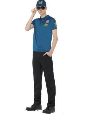 Cool City Cop Instant Kit 44347