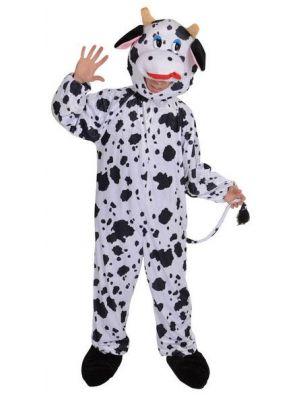 Cow Mascot Costume  MA-8534