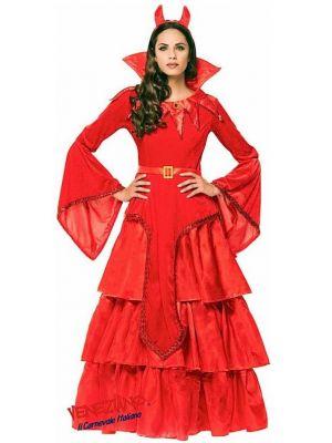 Diavolessa Costume  4473