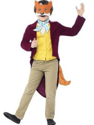 Fantastic Mr Fox Kids Costume  27143