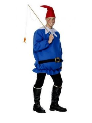 Fat Gnome Costume  30734