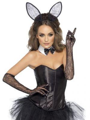 Fever Lace Bunny Kit Fancy Dress 43942